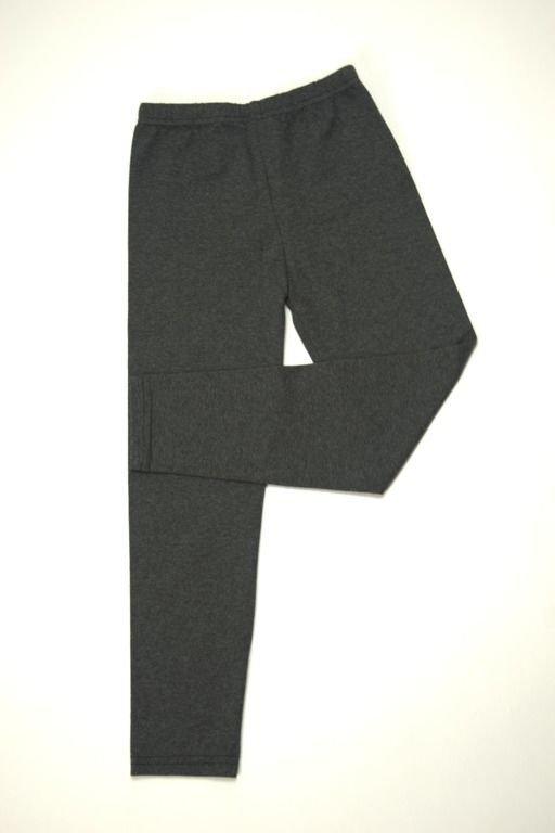 Getry Legginsy Długie Bawełna GRAFIT 86 -158 cm