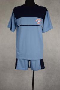 piżama męska BELLO SZARY/JEANS S-XXL (44-60)